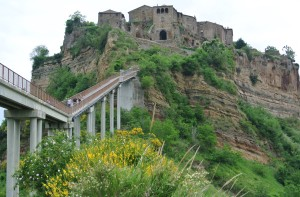 Bridge To Civita