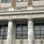 Alaska State Capital Building in Juneau