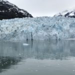 Glacier Bay Margerie Glacier, Close up