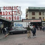 Street Entrance to Pike's Market