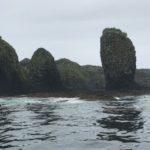 Lava Tubes in Sitka Bay