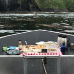 Lunch on the Esther G