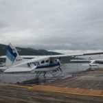 Taquan Air Beaver Float Plane in Ketchikan