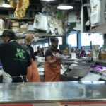 Fish Mongers at Pike's Market