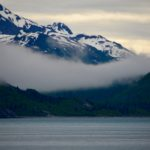 Fog Over the Misty Fjords