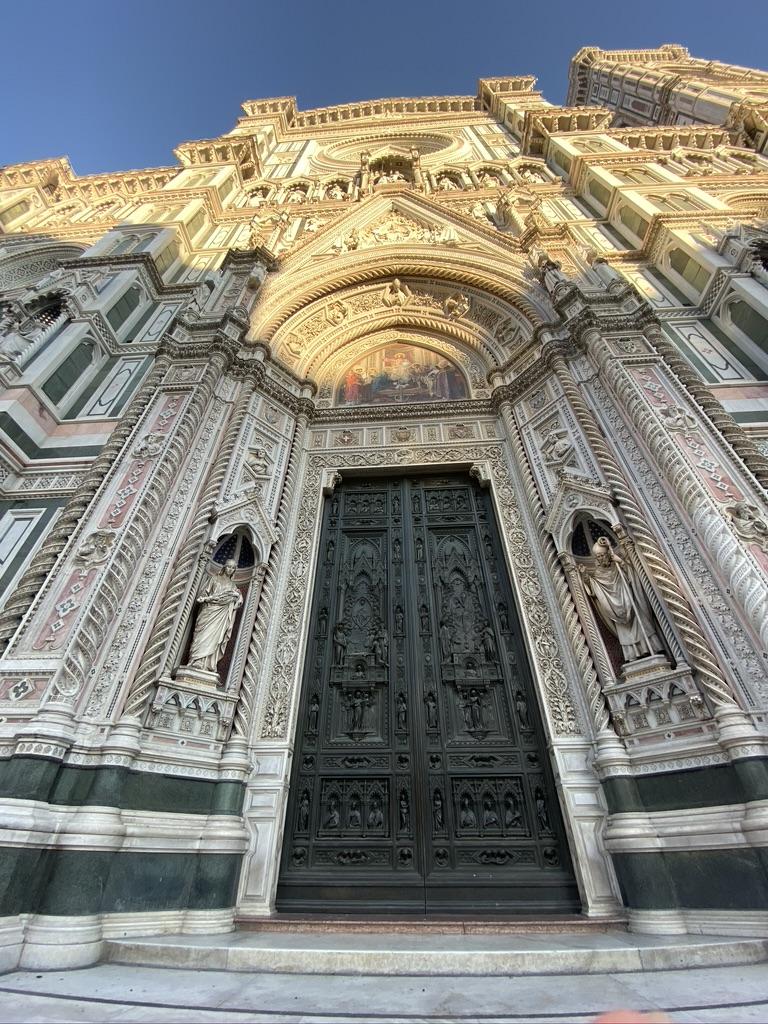 Duomo of Santa Maria Assunta San Gimignano Exterior