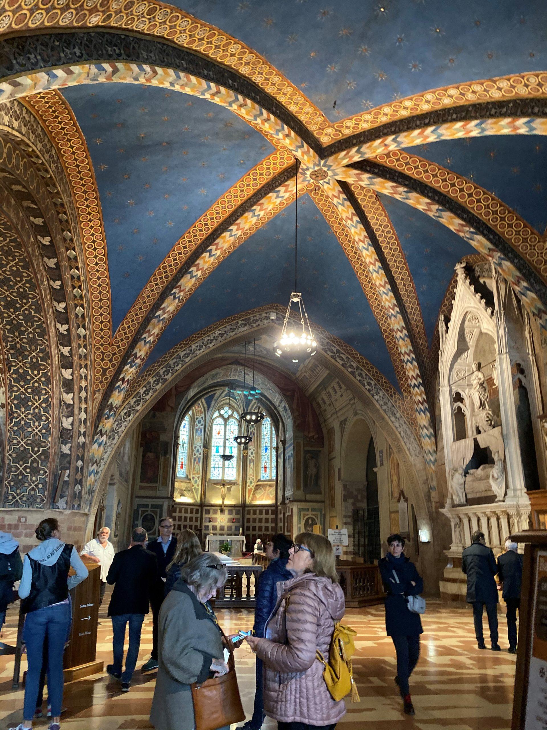 Assisi Basilica di S. Francesco e Sacro Convento