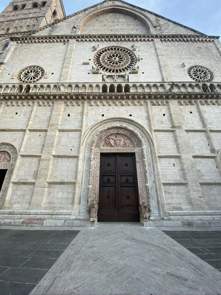 Assisi Duomo di San Rufino