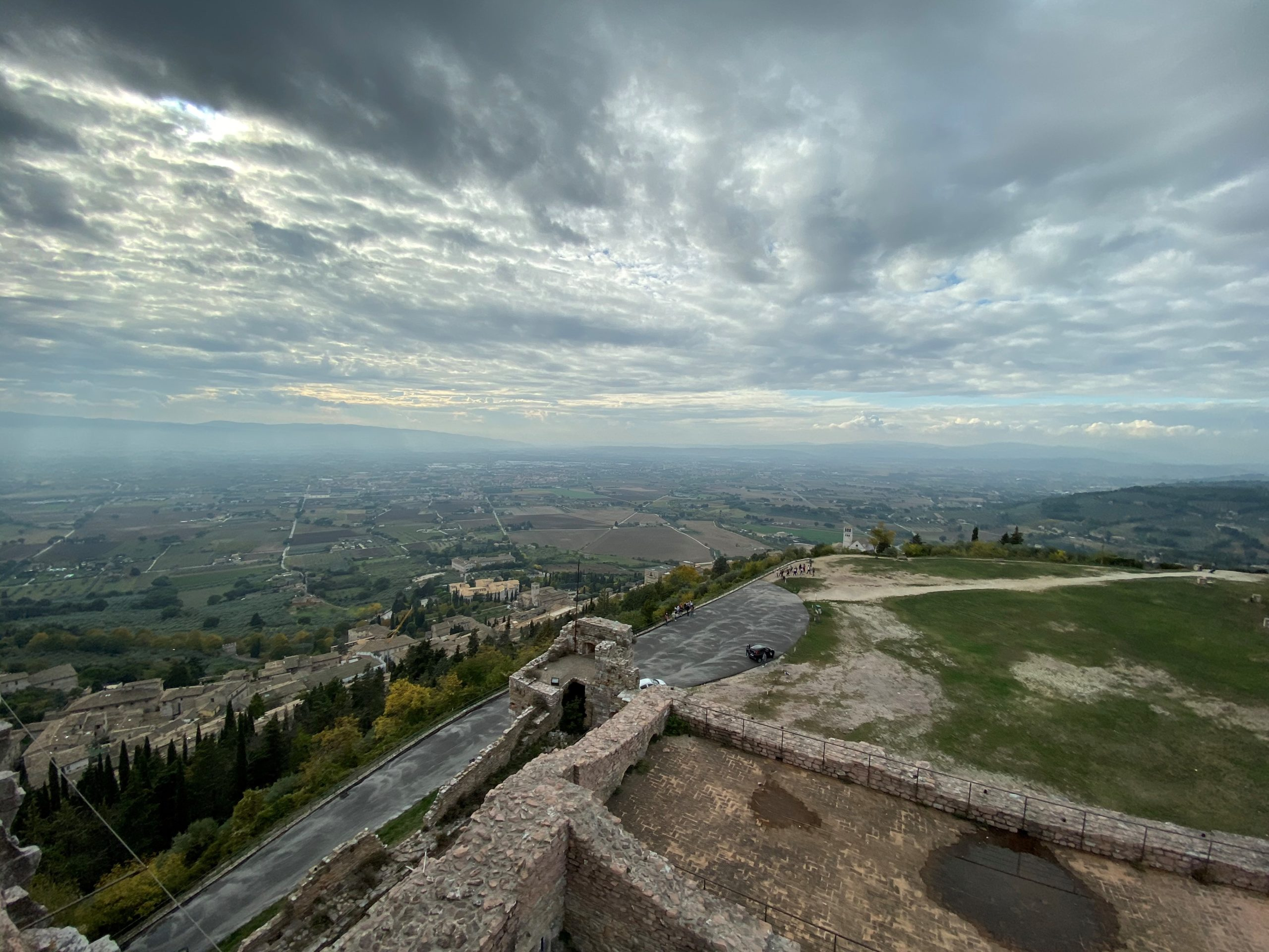 Assisi Roman Ruins